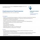 Ergotherapeutinnen*Ergotherapeuten (m/w/d)